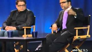 Nightline face off - Does satan exist? with Deepak Chopra Carlton Pearson Mark Driscoll 10 of 10