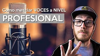 How to MIX LEAD VOCALS like a PRO