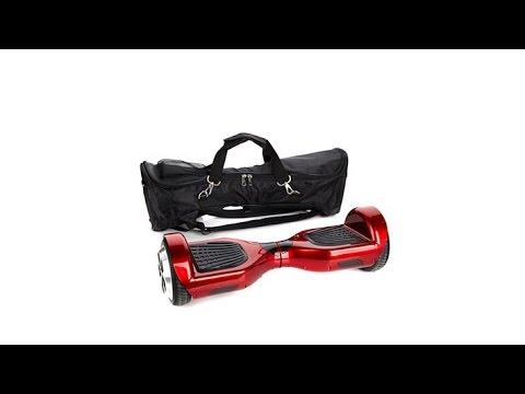 AIR RIDE Pro SelfBalancing Hoverboard w/Backpack Bag