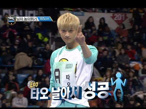 【TVPP】TAO(EXO) - M High Jump [2/2], 타오(엑소) - 남자 높이 뛰기 [2/2] @ 2014 Idol Star Championships