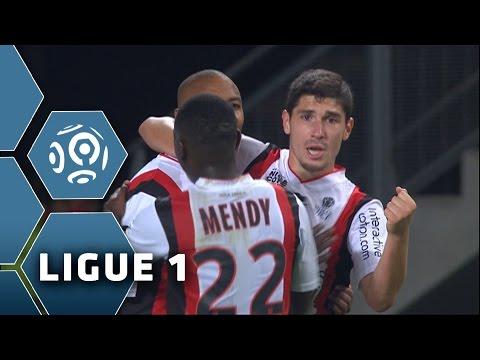 Stade Rennais FC - OGC Nice (1-4) - Highlights - (SRFC - OGCN) / 2015-16