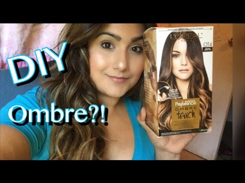 Yay or Nay Thursday:Loreal Paris Ombre Touch