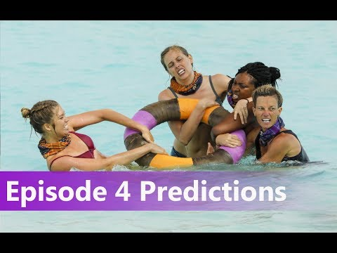 Survivor Ghost Island Episode 4 Predictions