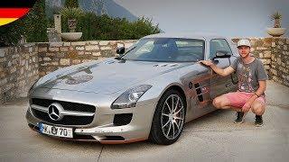 Warum zahlt man 200.000€ für ein Mercedes-Benz SLS AMG?