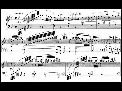 Mozart / Jorg Demus, 1962: Fantasia in C minor K. 396