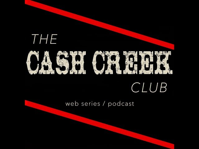 The Cash Creek Club #6 (special guest Rick Marino) Country Music Talk Show