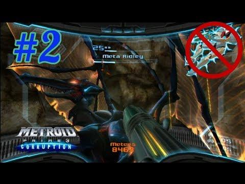 Metroid Prime 3: Corruption No Hypermode Challenge: Part 2 (Norion Attack)