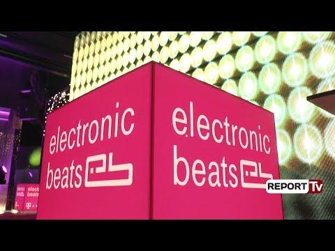 Report Tv - Telekom Electronic Beats Albania, manifesto veten tënde