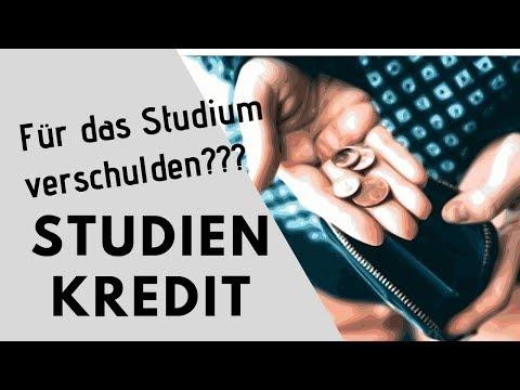 MEINE STUDIENFINANZIERUNG: Stipendien, BAföG, Kredit