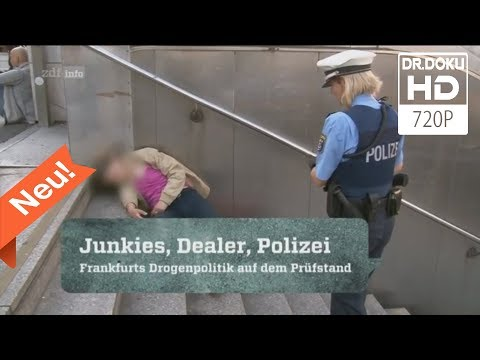Junkies, Dealer, Polizei - Frankfurt am Main [Doku/2017/ᴴᴰ]