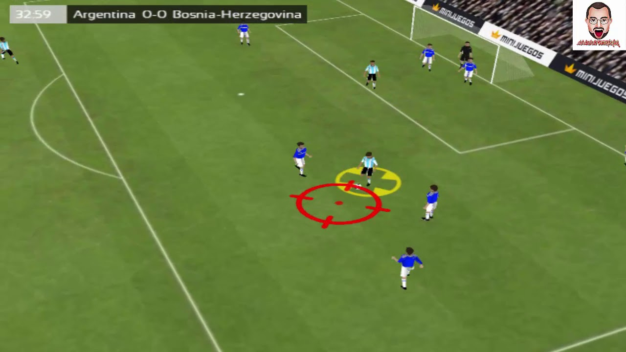 Play Soccer Games online for free at Agame.com.