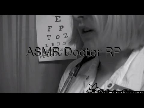 Doctor RP (ASMR) | Sleep | Relaxation | RE-Uploaded