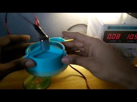 OSVR Suction Test MK1