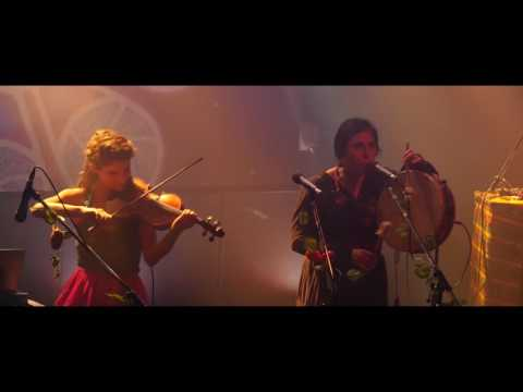 Chancha Via Circuito ft. Miriam García - Como Noide (en vivo en La Trastienda 11/11/16)