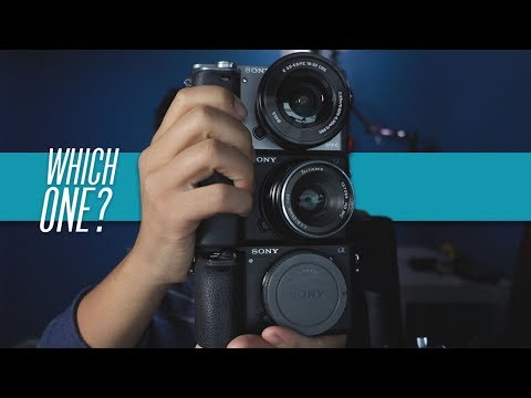 Should You Buy the Sony alpha a6000, a6300, or a6500? Holiday 2017 Buying Guide