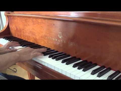 Celldweller - Eon (piano cover)