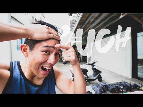 INJURED in Kenting and WEDGIE in Taitung | 12 Days in Taiwan EP3