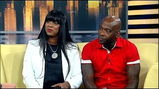 Treach and Cicely Evans preview