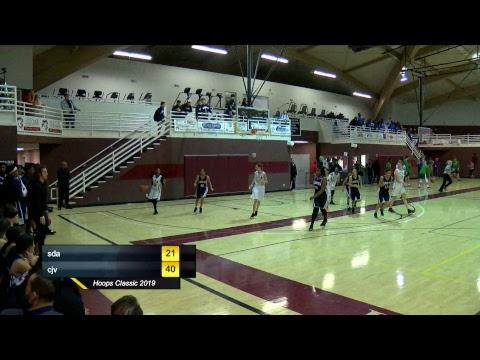Hoops Classic 2019 (Sandia View Academy v.s. Chisholm Trail Academy Jr. Varsity)