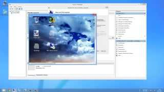 [Windows] Hyper-V, Visuellen Computer erstellen und System installieren [Full HD] [German]