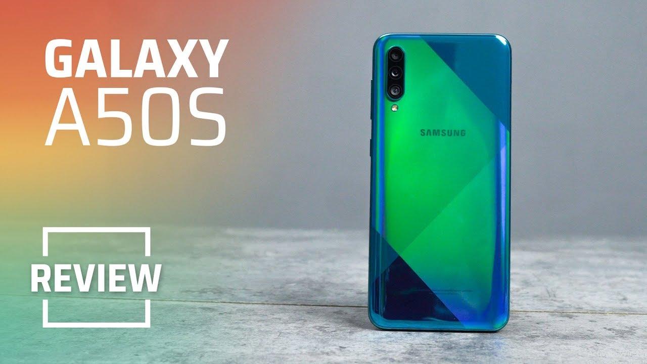 Đánh giá Galaxy A50s