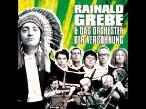 Rainald Grebe und das Orchester der Versöhnung - Oben