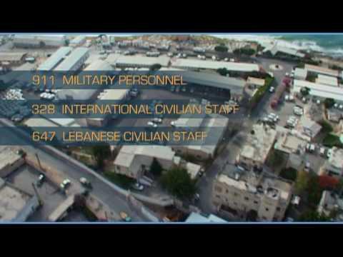 DISCOVER UNIFIL - 1 - NAQOURA CAMP