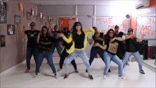 Kala Chashma | Baar Baar Dekho | Katrina Kaif | Badshah Neha Kakkar ; easy steps ,THE DANCE MAFIA