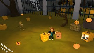 Pumpkin Carving Simulator | ROBLOX W/ JAY & ZAY