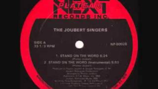 The Joubert Singers - Stand On The Word (Instrumental)