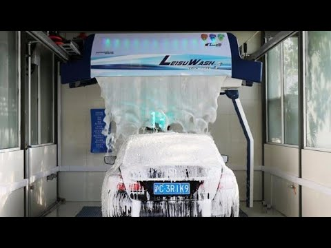car wash machine for home