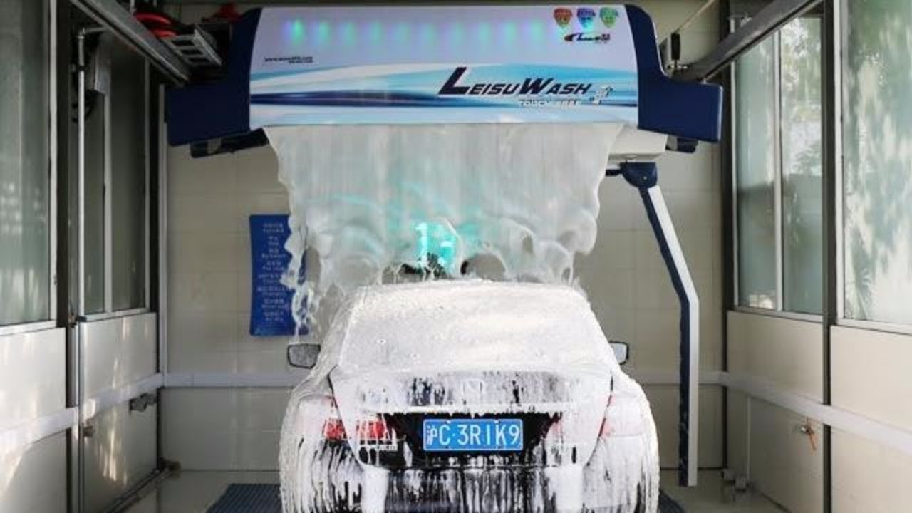 Touchfree Car Wash Near Me >> China High Pressure Touchless Car Washing Machine Magic Color Car Wash Shampoo