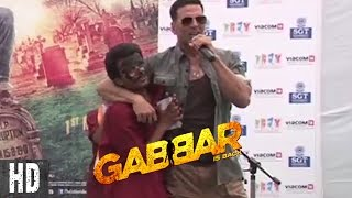 Gabbar is Back - Street Play at SGT college, Gurgaon | Akshay Kumar