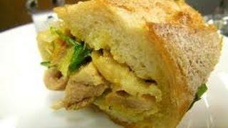 Dill Icious Turkey Sandwich - Sandwich Recipes