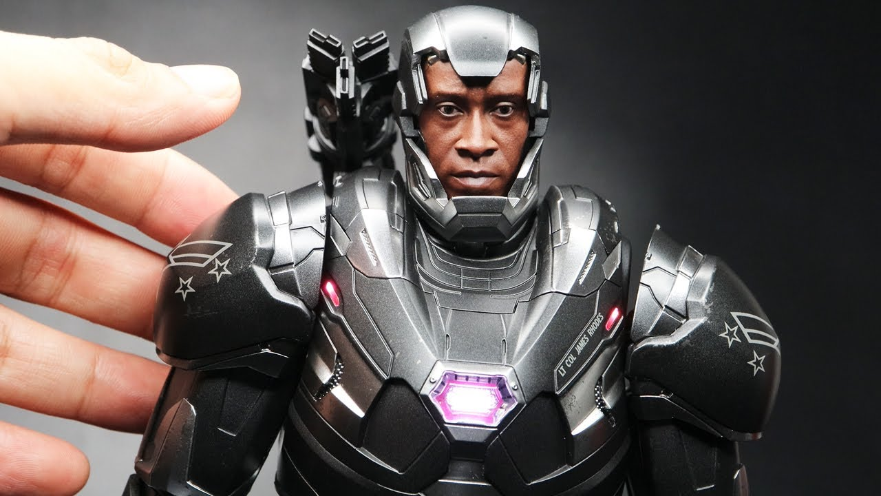 [Unboxing] Hot Toys- Avengers: Endgame.War Machine 1/6th scale Collectible Figure (MMS530D31)