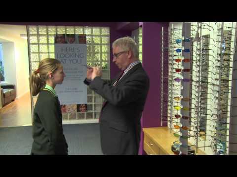 Lee Opticians - Visual Stress Video
