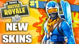 *NEW* FORTNITE CHRISTMAS SKINS! SEASON 2 ITEMS IN FORTNITE & BATTLE PASS! (FORTNITE BATTLE ROYALE)