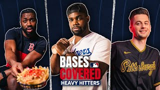 Micah Richards SMASHES home runs! | Bases Covered Heavy Hitters: Ep 3