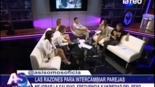 Mariana Alcalde presenta el fenómeno Swinger: intercambio de parejas en Chile
