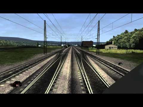 Train Simulator 2012 + DLC InterCity-Express [1080p FullHD]