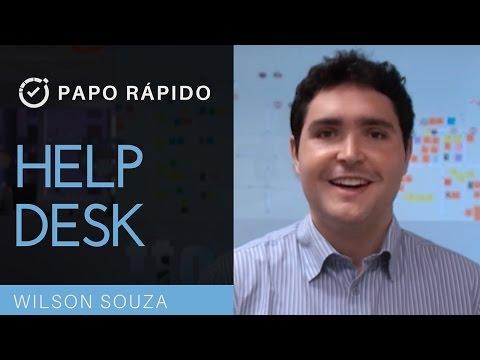 O que é Help Desk? | Papo Rápido | T2E4