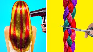 37 MIND-BLOWING HAIR TRICKS EVERY GIRL SHOULD TRY