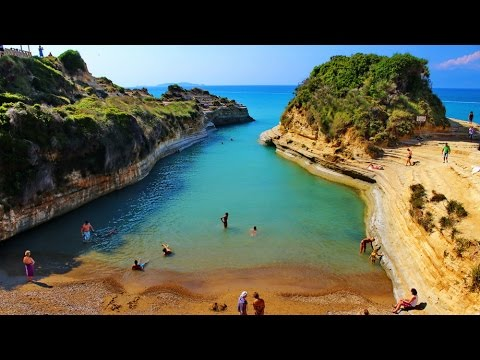 Corfu, Greece - Canal D' Amour Sidari - AtlasVisual