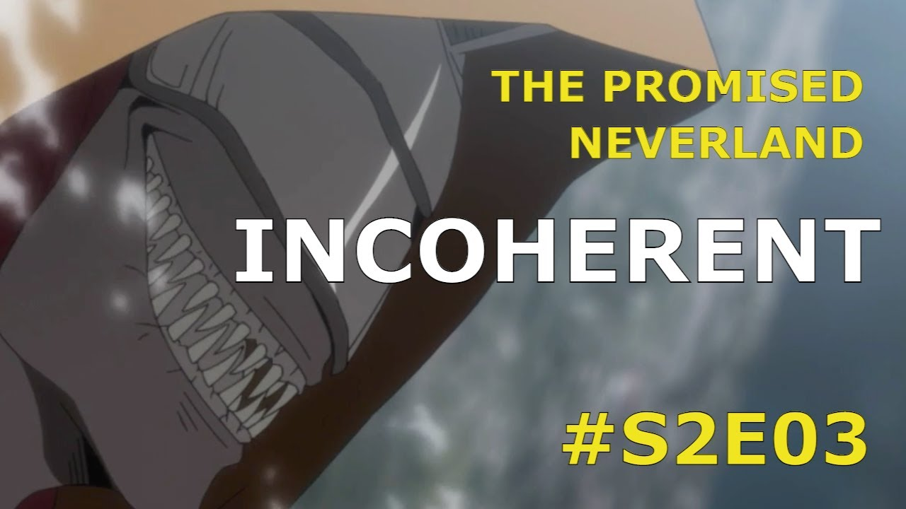 Download THE PROMISED NEVERLAND SAISON 2 EPISODE 3  : L'INCOHERENCE SONJU - POURQUOI IL MANGE PAS EMMA ET RAY