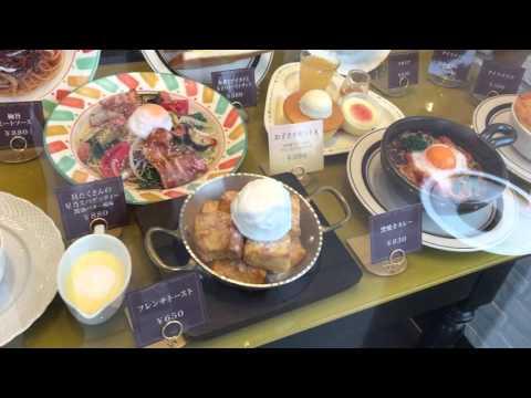 �星乃��】モーニングサービス Breakfast at Hoshino Coffee Shop