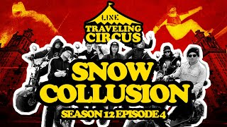 LINE Traveling Circus 12.4 - Snow Collusion