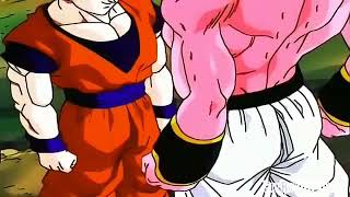 Dragon ball Rage (Gohan vs Majin buu) ROBLOX