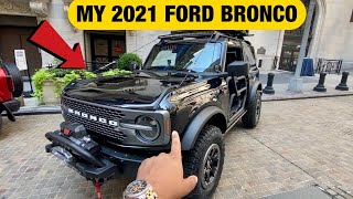 Yes! I'm Buying a 2021 FORD BRONCO! *Here's My Spec!