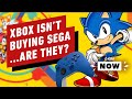 Are We Crazy, Or Is Microsoft Buying Sega? - IGN Now