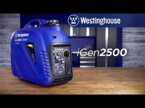 iGen2500 Digital Inverter Generator by Westinghouse